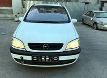 2003 Used Zafira with Manual transmission is available for sale