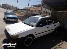 For sale Corolla 1989