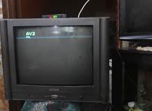 تلفزيون شونك للبيع 21-عقده شغال بس رايدلة تنظيم الوان
