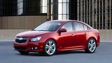 Rent a 2017 Chevrolet Cruze with best price