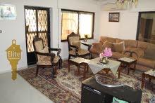 شقه طابق ارضي للبيع في الاردن - عمان - الرابيه مساحتها 290 متر