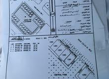 أرض تجاري سكني 200 م2 الخابورة القصف على الشارع