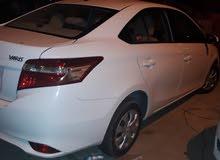 للبيع سيارة ياريس 2016 نظيف بحالة ممتاز