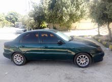 Green Daewoo Lanos 2000 for sale