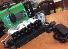 كاميرات AHD عالية الدقة ب95 الف