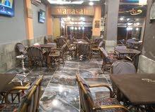 مقهى للبيع في سحاب