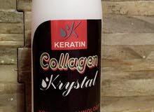 K Keratin (الكرياتين الامريكي 3في1 )