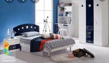 اسطا تركيب غرف نوم كبار واطفال ... ومكاتب ومداخل اثات جديد ومستعمل ....