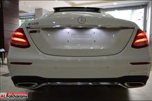 •Mercedes E180 - Model 2018 – zero