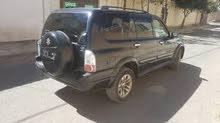 سيارة XL7 فيتارا للايجار اللون فضي السيارة لوكس