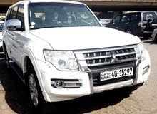 White Mitsubishi Pajero 2016 for sale