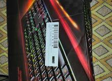 كيبورد العاب قيمنق إضاءات ليد rgb gaming keyboard