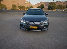 Honda Accord car for sale 2016 in Nizwa city