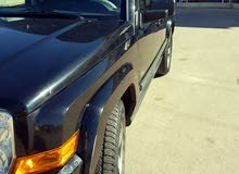 Black Jeep Commander 2010 for sale