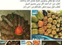أكل بيتى مصريه
