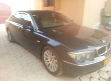 BMW 740 car for sale 2004 in Buraimi city