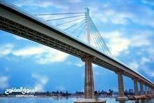 قطعه ارض للبيع في الصالحيه قريبه على الجسر الايطالي 200 متر