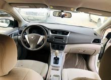 White Nissan Sentra 2015 for sale