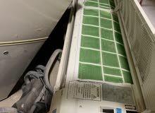 مكيفات سبلت 2.5 طن ( 32.000 وحده ) للبيع عدد 2 نوع هوت بوينت (كلاسيك الزامل )