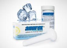 أنوريكس جهاز معالجة الباسور بالتبريد