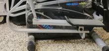 جهاز رياضي للبيع 20 دينار شامل التوصيل جهاز بدالات مثل الدراجة الهوائية