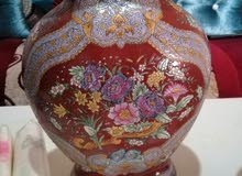 تحفة مزهرية صينية قديمة سنة 1862 1875