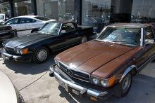 1 - 9,999 km Mercedes Benz SL 1984 for sale