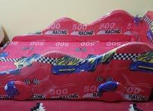 سرير أطفال على شكل سياره ب150 ريال