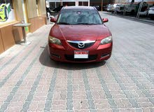 "Mazda 3 2008 in a very good condition for sale سيارة مازدا 3 موديل 2008 بحالة جيدة جدا"""
