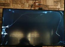 شاشة TIGER مكسورة 43 انش