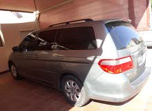 Turquoise Honda Odyssey 2005 for sale