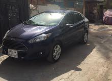 Ford Fiesta in Baghdad