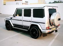 Mercedes Benz G 55 2010 For sale - Silver color
