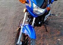 دراجه للبيع بحاله الوكاله ماتور 150نوع رويال