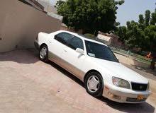 Lexus LS 2000 For sale - White color