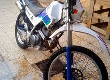 Yamaha motorbike made in 2013