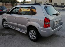 Hyundai Tucson 2009 For sale - Silver color