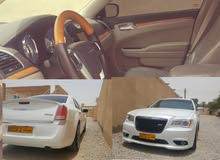 Chrysler 300C 2012 For sale - White color