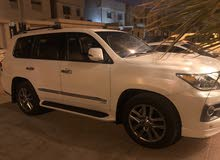 Gasoline Fuel/Power   Lexus LX 2014