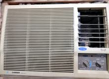 Carrier Window AC 2000ton Good Condition working