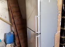 ثلاجة كينود كبيرة استعمال أوروبي (بريطانيا) بسيط جدا شبه جديدة  223 لتر الثلاجة