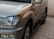 Lexus lx470 2000 model very clean