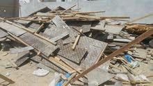 مربعات وخشب للبيع