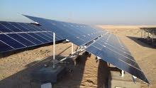 تشغيل الطلمبات الغاطسة بالطاقة الشمسية
