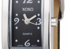 ساعة أمريكية xoxo أصلية