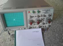 oscilloscope bicourbe