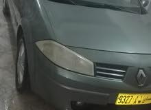 +200,000 km Renault Megane 2006 for sale