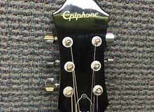 acoustic guitar epiphone PR-4E