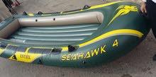 قارب مطاطي نفخ جديد للبيع