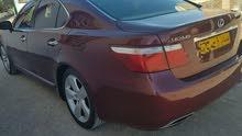 Automatic Lexus 2007 for sale - Used - Sur city